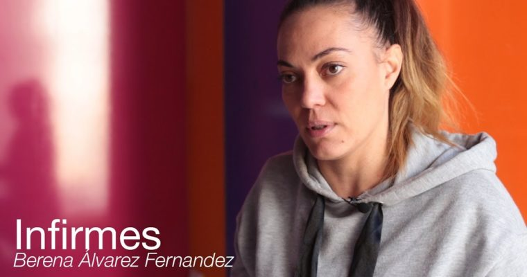 Berena Álvarez nos habla de «Infirmes»
