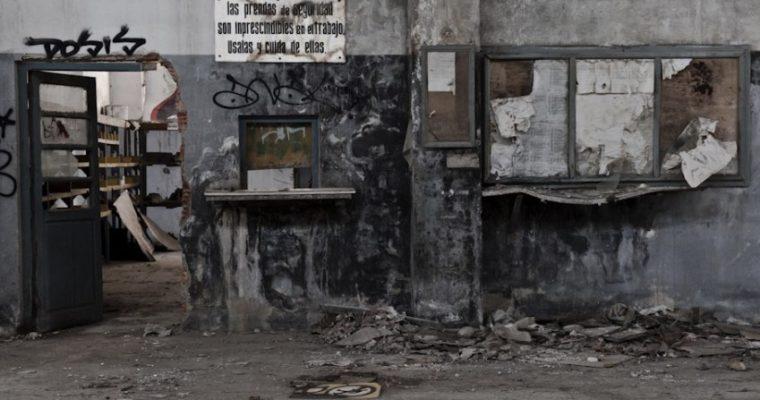Jaime Belda, «Entre escombros»